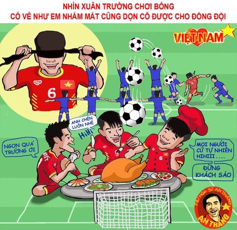 Hi hoa Viet Nam vao ban ket AFF Cup voi thanh tich lich su hinh anh 7