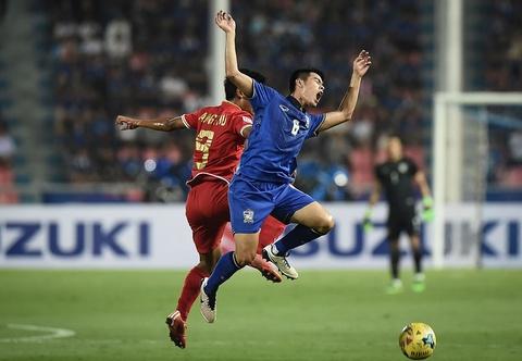 Xuan Truong vao doi hinh hay nhat ban ket AFF Cup hinh anh 7