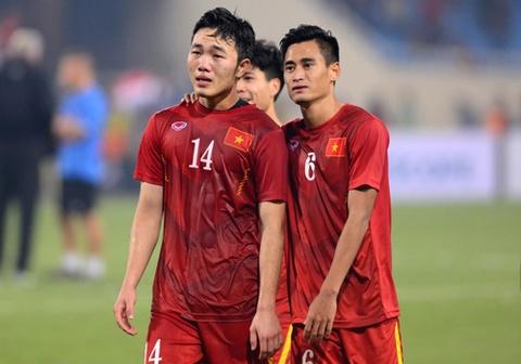 Xuan Truong vao doi hinh hay nhat ban ket AFF Cup hinh anh