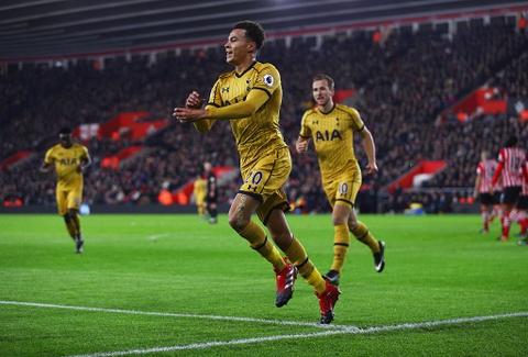 Harry Kane giup Tottenham de doa vi tri cua Arsenal hinh anh 3