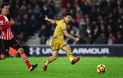 Harry Kane giup Tottenham de doa vi tri cua Arsenal hinh anh 8