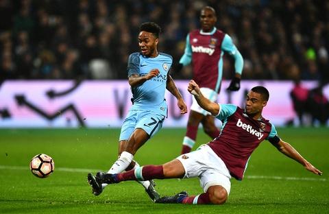 Aguero ghi ban dep mat, Man City thang West Ham 5-0 hinh anh 3