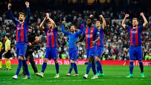 Fan Barca an mung phan khich nhu co cup vo dich La Liga hinh anh 6