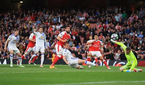 Sanchez giup Arsenal nuoi hy vong du Champions League hinh anh 3