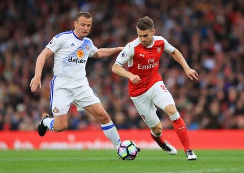 Sanchez giup Arsenal nuoi hy vong du Champions League hinh anh 2