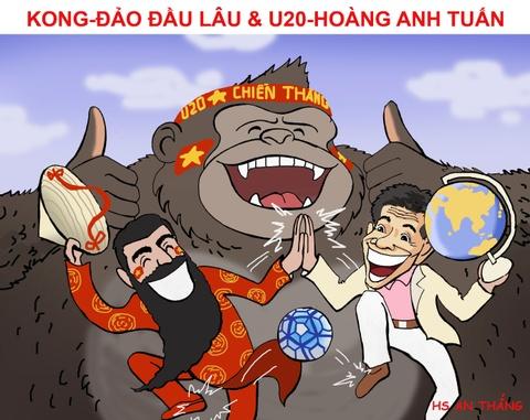 Hi hoa chang ti hon U20 Viet Nam dau nhung ga khong lo o U20 World Cup hinh anh 4