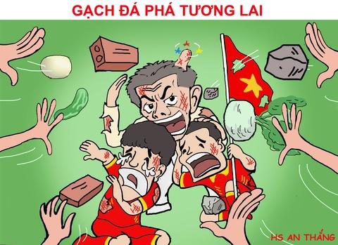 Hi hoa chang ti hon U20 Viet Nam dau nhung ga khong lo o U20 World Cup hinh anh 9