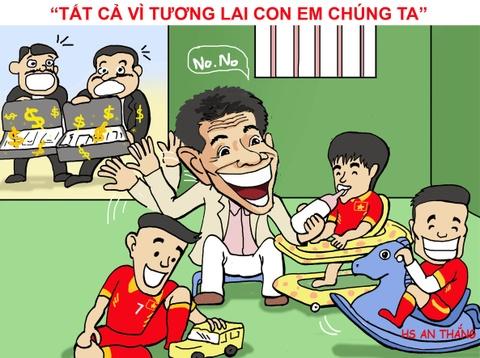 Hi hoa chang ti hon U20 Viet Nam dau nhung ga khong lo o U20 World Cup hinh anh 6