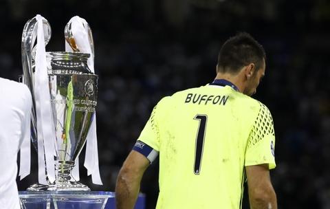 Buffon ngam ngui khi vo duyen voi cup Champions League hinh anh 6