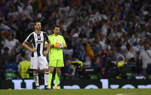 Buffon ngam ngui khi vo duyen voi cup Champions League hinh anh 2