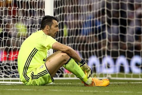 Buffon ngam ngui khi vo duyen voi cup Champions League hinh anh 1