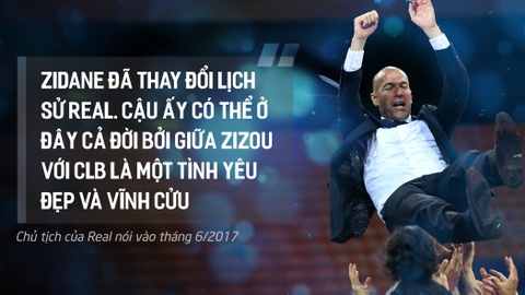 Zinedine Zidane, vua Midas sinh ra tu canh bac dien ro hinh anh 5