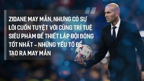 Zinedine Zidane, vua Midas sinh ra tu canh bac dien ro hinh anh 8