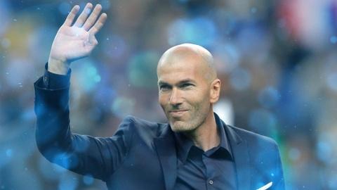 Zinedine Zidane, vua Midas sinh ra tu canh bac dien ro hinh anh 7