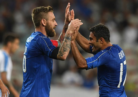 Highlights Italy 3-0 Uruguay hinh anh