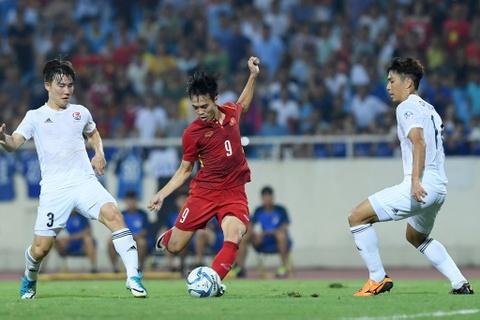 U22 VN tan cong dep mat, vuot qua Ngoi sao K.League hinh anh 2