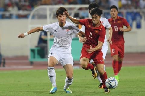 U22 VN tan cong dep mat, vuot qua Ngoi sao K.League hinh anh 5
