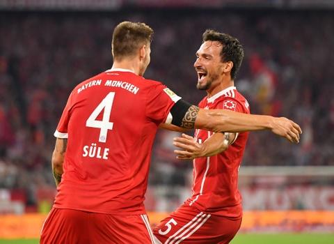 Bayern thang 3-1 trong tran mo man Bundesliga mua giai moi hinh anh 4