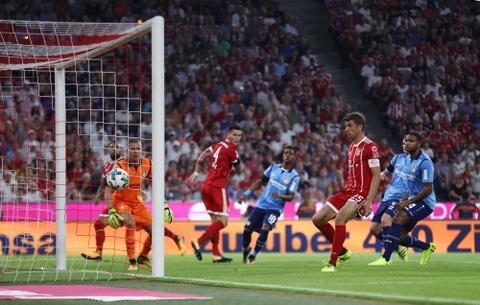 Bayern thang 3-1 trong tran mo man Bundesliga mua giai moi hinh anh 3