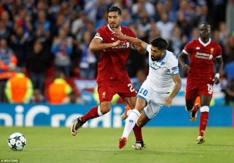 Liverpool gianh ve vong bang Champions League mua nay hinh anh 10
