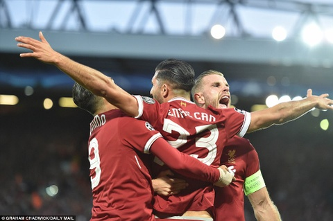 Liverpool gianh ve vong bang Champions League mua nay hinh anh 2
