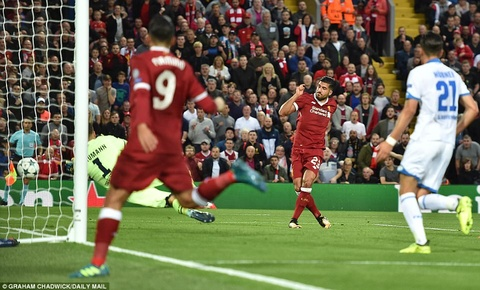 Liverpool gianh ve vong bang Champions League mua nay hinh anh 5
