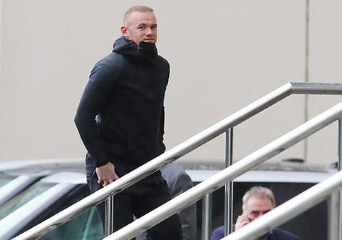 Wayne Rooney hao hung den noi dong quan cua MU hinh anh