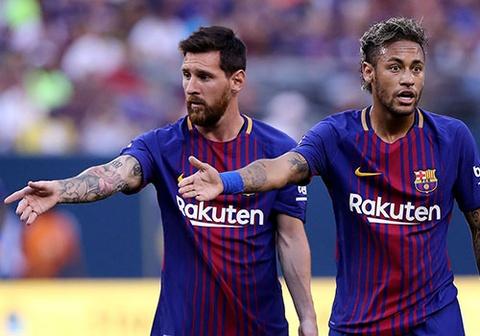 Messi thua nhan noi dau khi Neymar roi Barca hinh anh