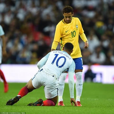 Neymar va dong doi gay that vong khi hoa dan sao tre tuyen Anh hinh anh 4