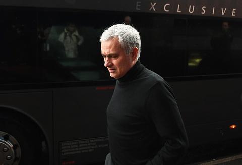 Mourinho tiet lo doi hinh MU o tu ket League Cup hinh anh