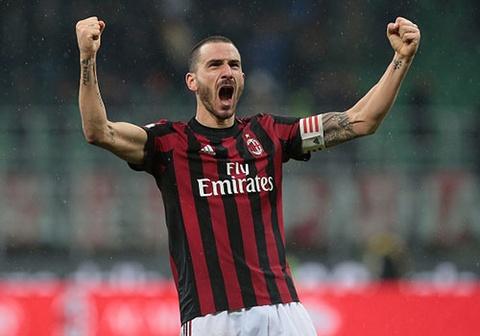Highlights AC Milan 1-0 Inter Milan hinh anh