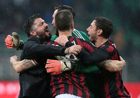 AC Milan cua HLV Gattuso danh bai Inter sau 120 phut hinh anh