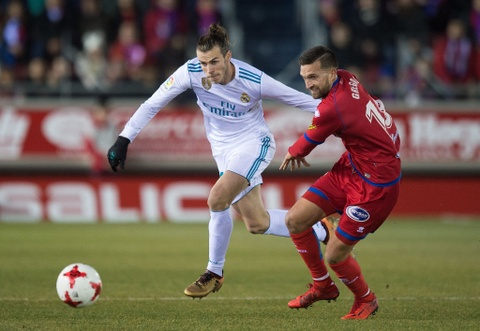 Bale va Isco sut 11 m ghi ban, Real mo dau nam 2018 bang chien thang hinh anh 2