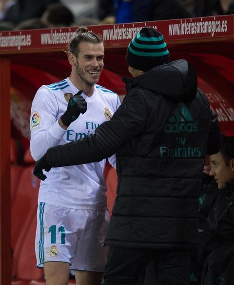 Bale va Isco sut 11 m ghi ban, Real mo dau nam 2018 bang chien thang hinh anh 6