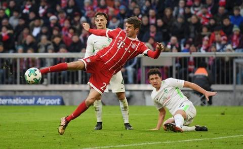 Bayern thang 4-2 nho James Rodriguez, Lewandowski va Mueller hinh anh 6