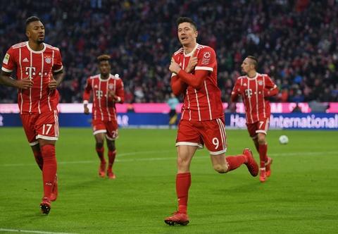 Bayern thang 4-2 nho James Rodriguez, Lewandowski va Mueller hinh anh 9