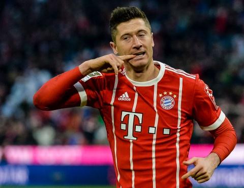 Bayern thang 4-2 nho James Rodriguez, Lewandowski va Mueller hinh anh 2