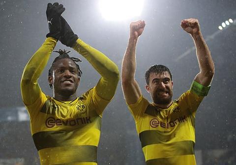Dortmund va RB Leipzig thoat hiem o Europa League hinh anh