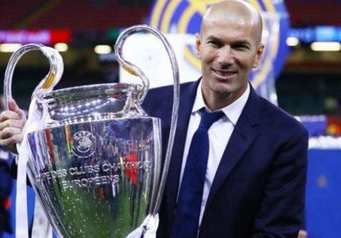 HLV Zidane de ngo kha nang dan dat Juventus hinh anh