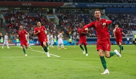 Bo Dao Nha gap Morocco va 'con dien' cua Ronaldo hinh anh 2