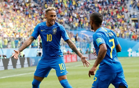 Loai Neymar hay Coutinho, quyet dinh can nao cua Tite? hinh anh 1