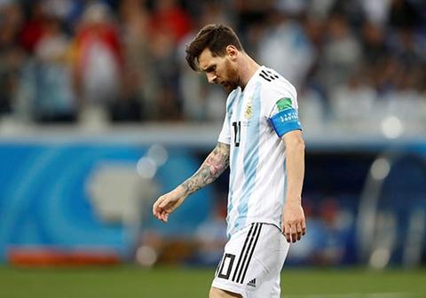 Argentina thua thi co gi phai nghiem trong hinh anh