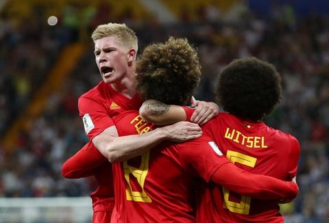 Phap vs Bi: Lich su World Cup goi ten Hazard va dong doi? hinh anh 1