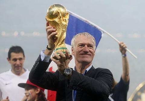 DT Phap vo dich World Cup: Do quai cua Deschamps hinh anh