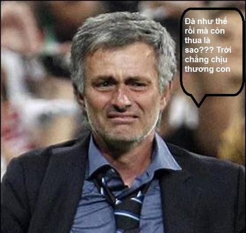 Mourinho oan Troi khong thuong Chelsea hinh anh