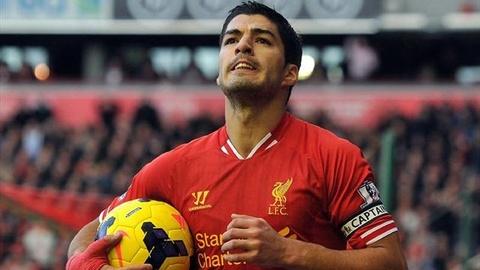 Real san sang pha vo hop dong cua Suarez hinh anh