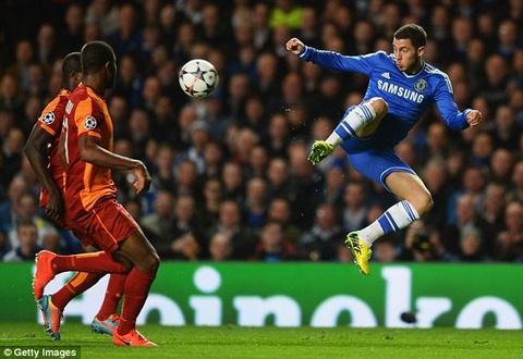 Hazard muon gap Ronaldo hoac Messi o tu ket Champions League hinh anh