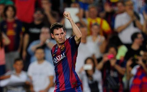 'Messi xuat sac nhat the gioi ngay ca khi da phong ngu' hinh anh
