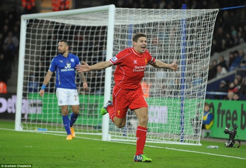 Ha Leicester 3-1, Liverpool thang tran thu 2 lien tiep hinh anh