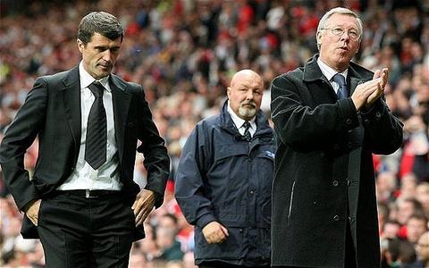 Diem tin 3/12: Roy Keane lai choc ngoay fan M.U va Sir Alex hinh anh